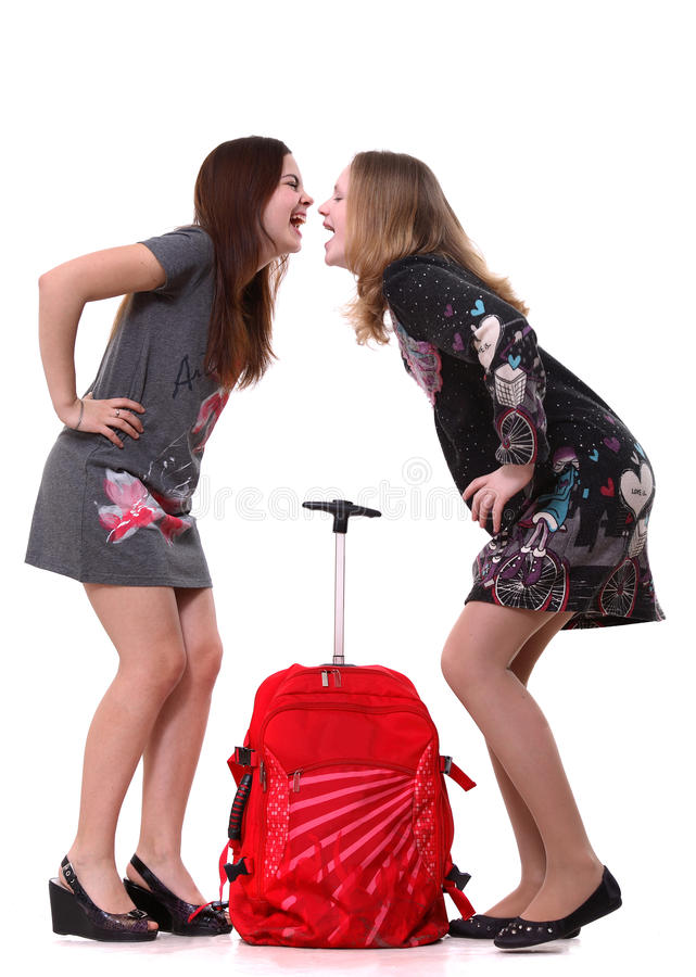 Download Happy travellers stock image. Image of legs, travel, slim - 13286181