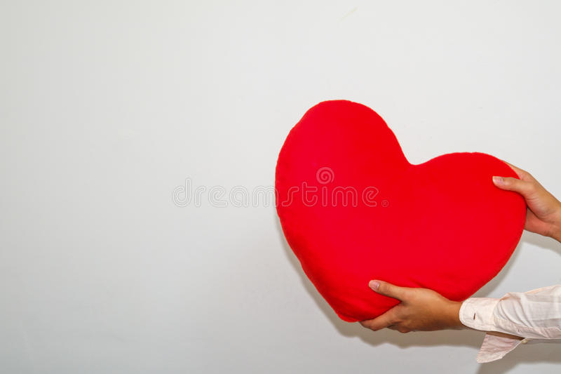 Happy Valentine day stock photo