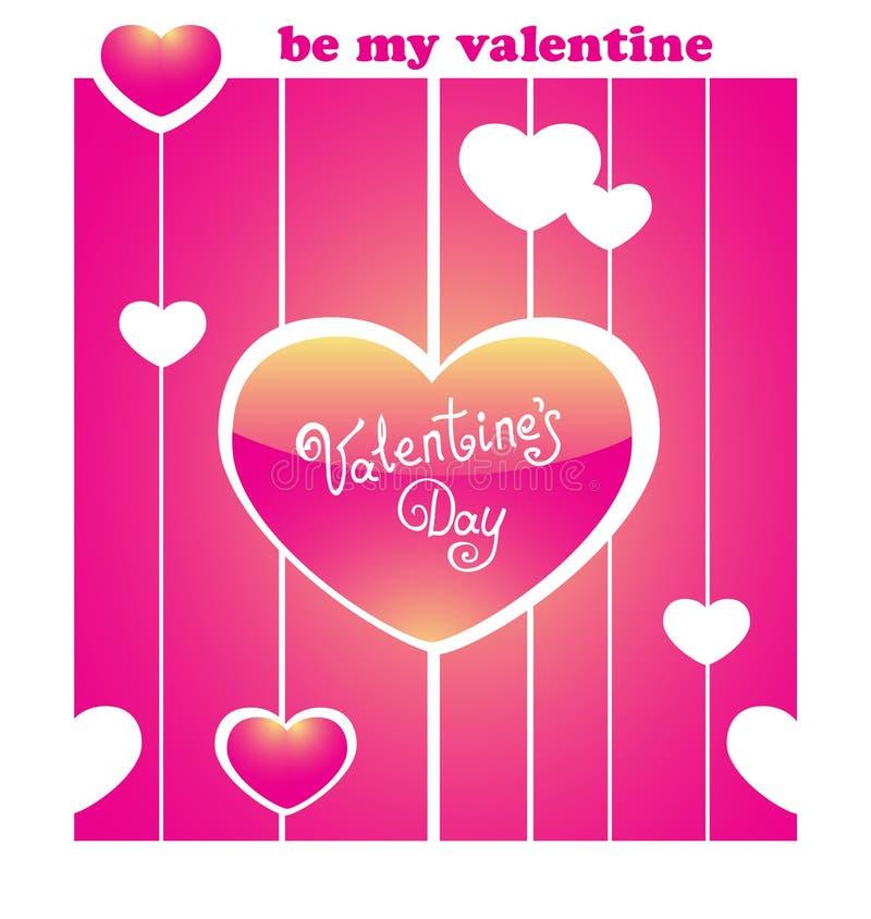 Happy Valentine`s Day royalty free stock image