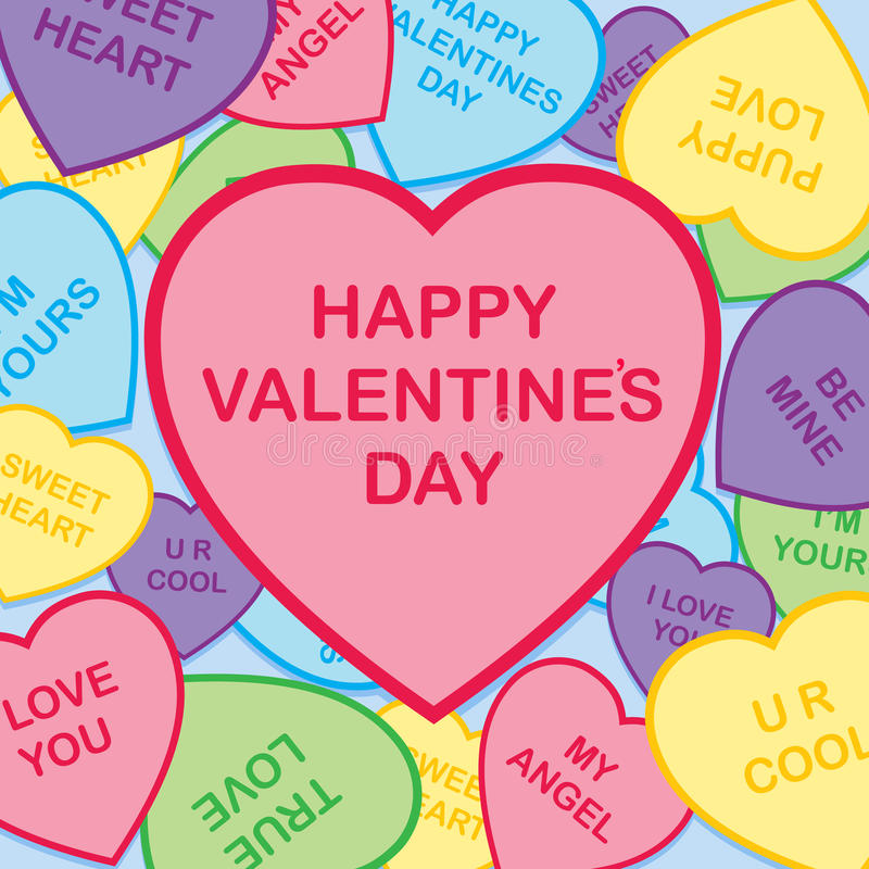 Happy Valentine S Day Stock Photography