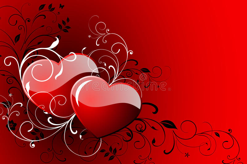 Download Happy Valentine's Day Card. Stock Illustration - Image: 22761491