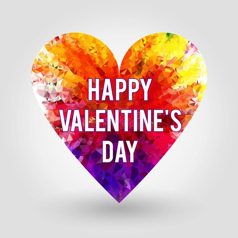Happy Valentine's Day - Card stock images