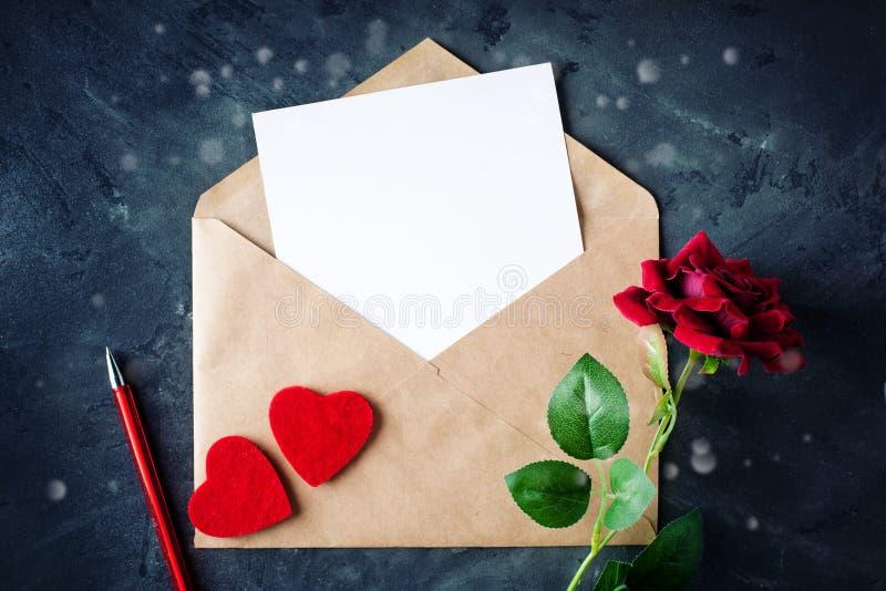 Happy Valentine`s day. Congratulatory background by St. Valentine`s Day stock photo