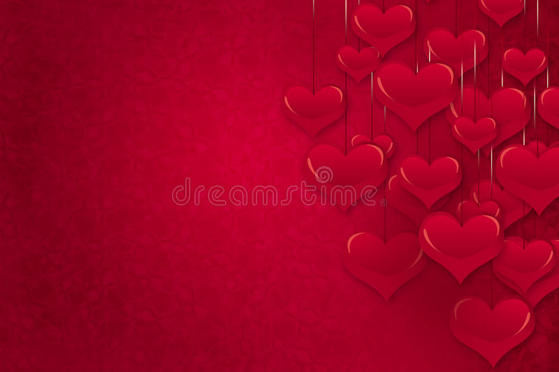 Happy Valentines' Day stock photo