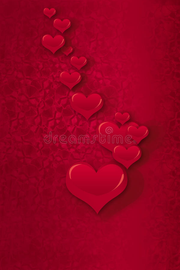 Happy Valentines' Day stock photos