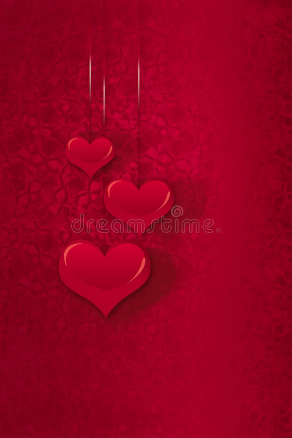 Happy Valentines' Day royalty free stock photography