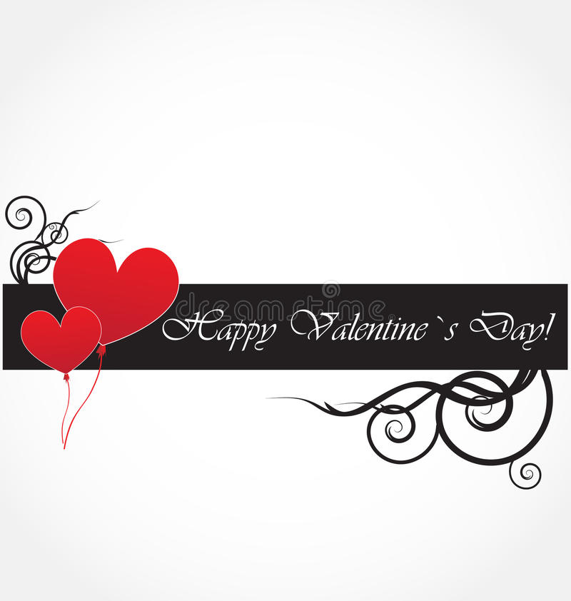 Download Happy Valentines Day stock vector. Illustration of date - 17776344