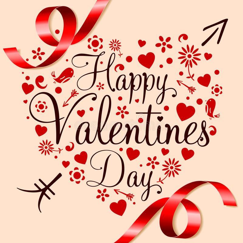 Free Happy Valentines Day Royalty Free Stock Photos - 36867948
