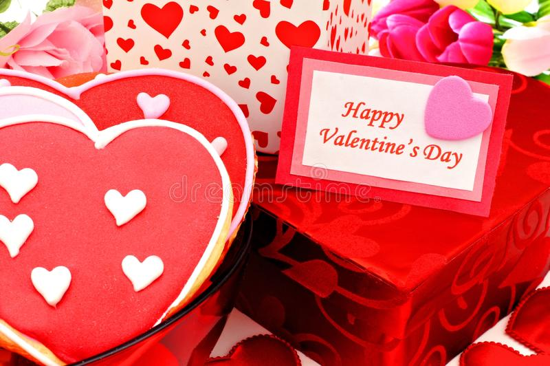 Download Happy Valentines Day stock photo. Image of homemade, love - 36442198