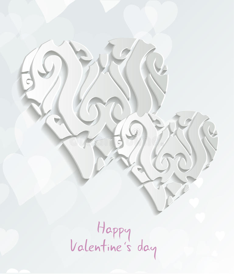 Download Happy valentines day stock illustration. Image of growth - 37461553