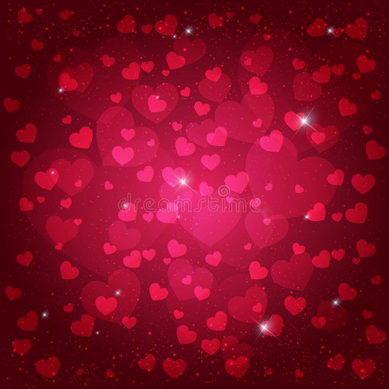 Free Happy Valentines Day Greeting Card. I Love You. 14 February Stock Photo - 108676610