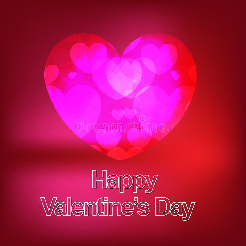 Happy valentines day new stock vector. Illustration of rose - 36291919