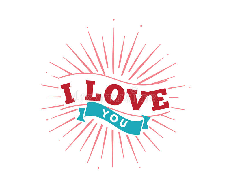 Download Happy Valentines Day Typography. Vector Design. Stock Vector - Image: 83707618