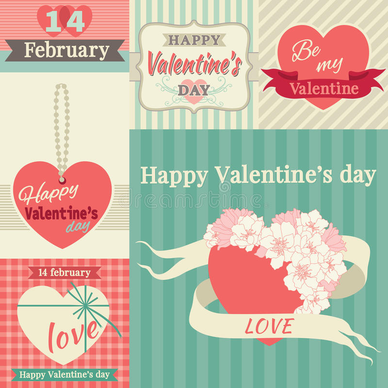 Happy valentines day! royalty free stock photography