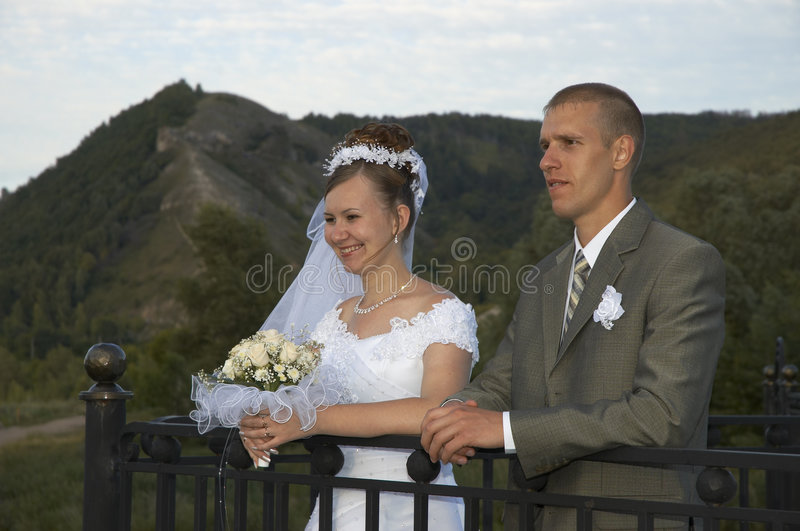 Download Happy wedding smile stock photo. Image of groom, male, decorate - 177230