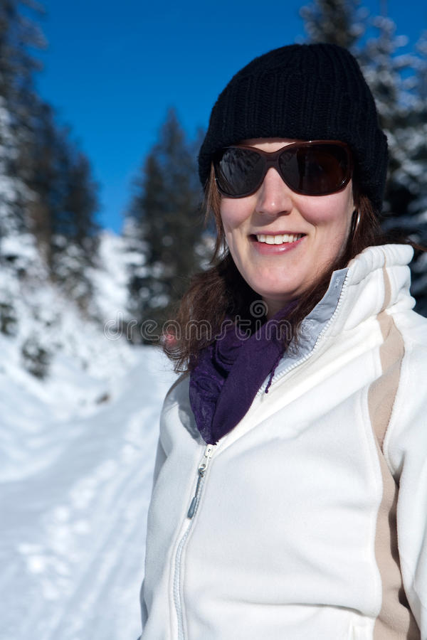 Download Happy Wintertime stock photo. Image of cool, lifestyle - 12840778