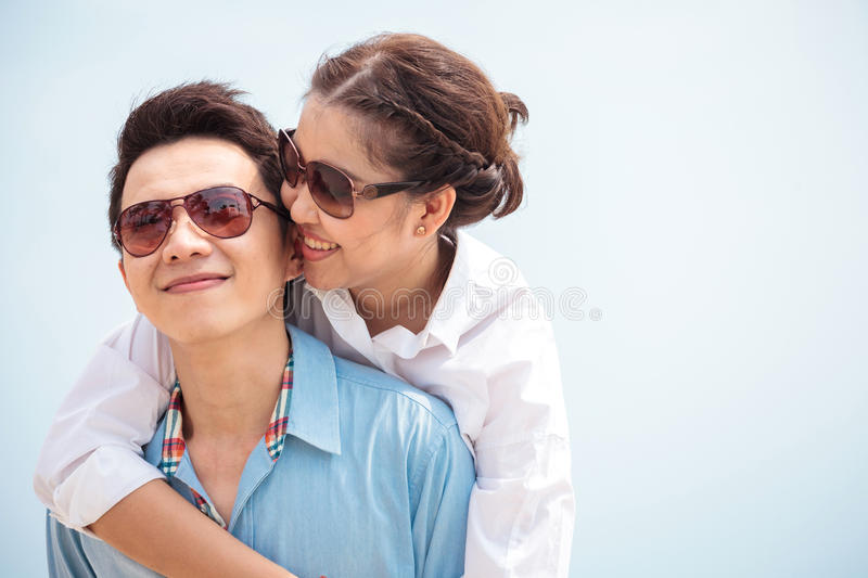 Young Adult Couples stock images