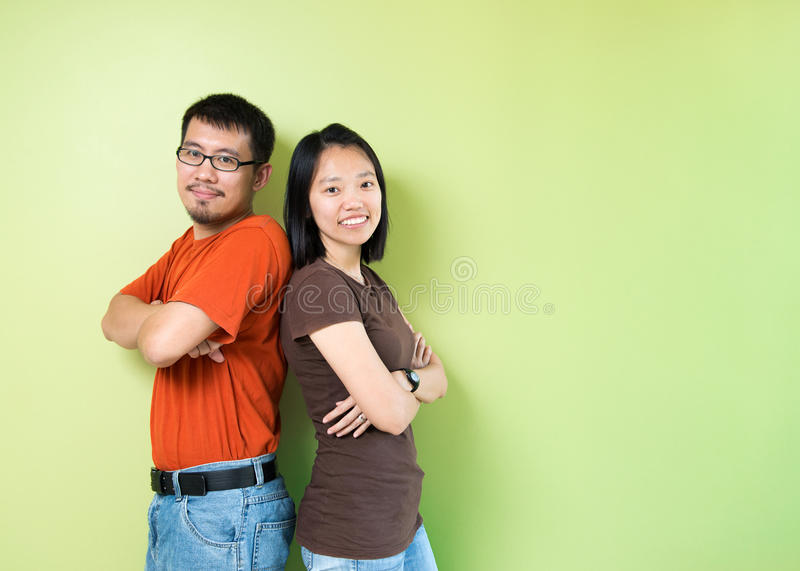 Download Happy young couple stock photo. Image of lady, adult - 29914890