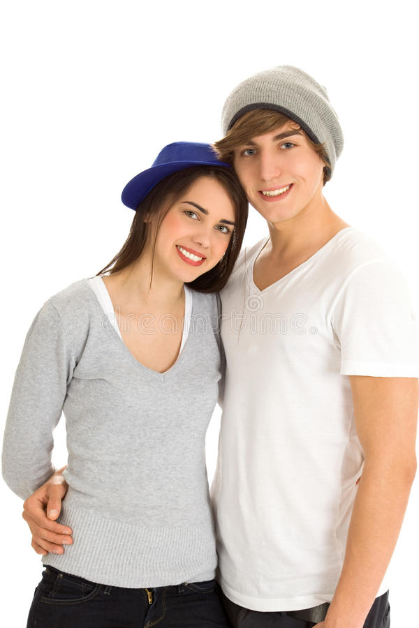 Download Happy Young Couple Stock Photography - Image: 14373332
