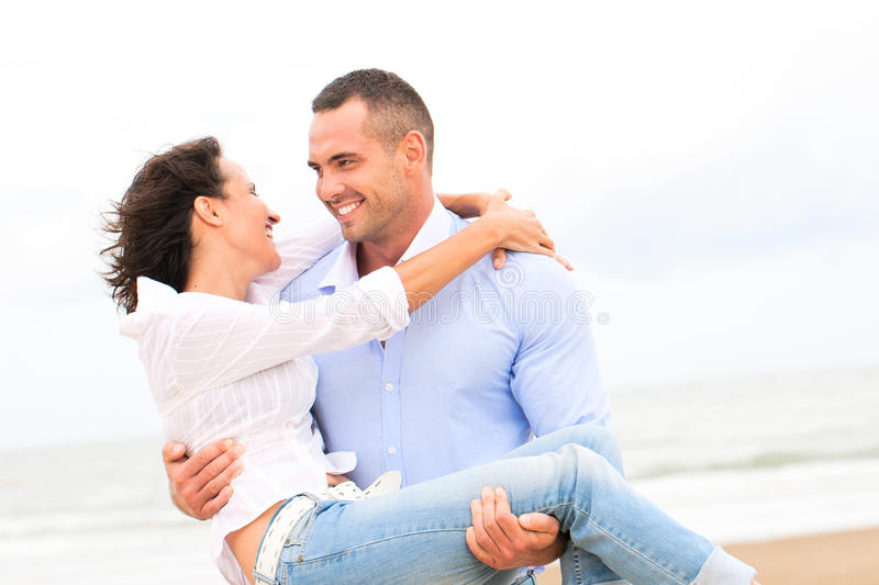 Download Happy Young Couple Royalty Free Stock Photo - Image: 27753095