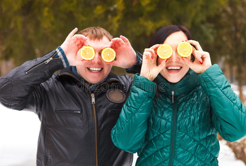 Download Happy Young Couple Having Fun Stock Image - Image: 33316679