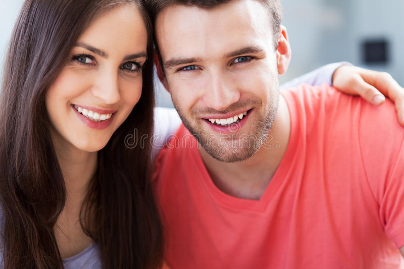 Download Happy young couple stock image. Image of life, couple - 30835279