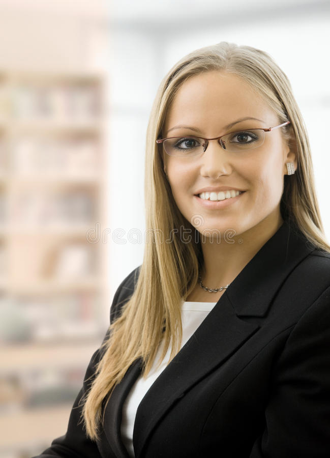 Download Happy young female student stock photo. Image of female - 10373680