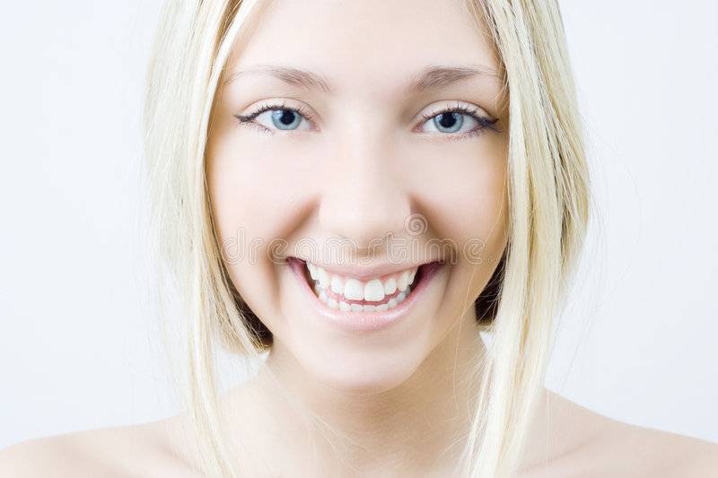 Download Happy Young Girl. Royalty Free Stock Photo - Image: 7174375