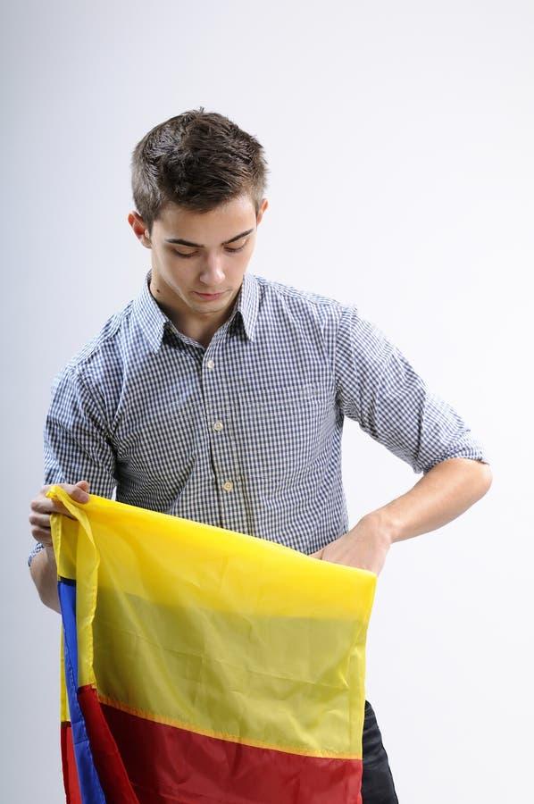 Download Happy young man stock photo. Image of joyful, positive - 12522542