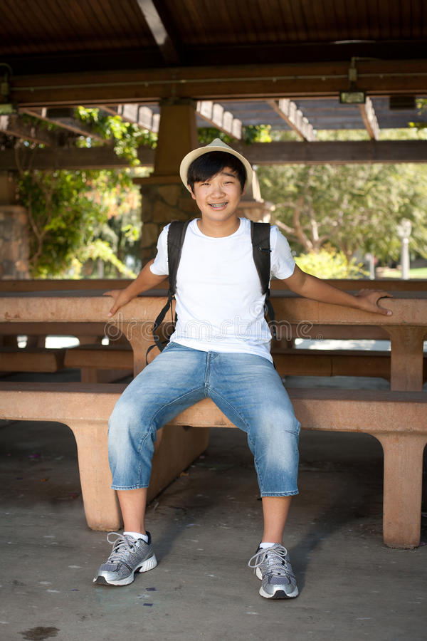 Download Happy young teen stock photo. Image of male, teen, happy - 28611468