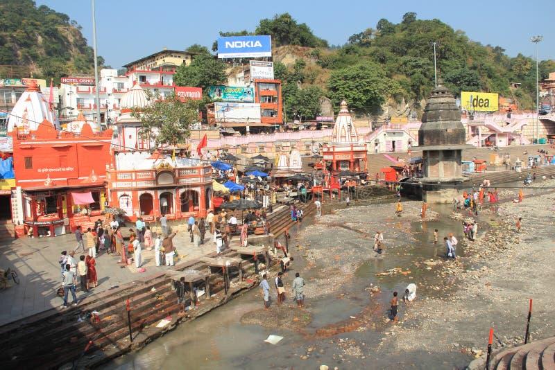 Download Har Ki Pauri Ghat (haridwar). Redaktionelles Foto - Bild von asien, indien: 27734306
