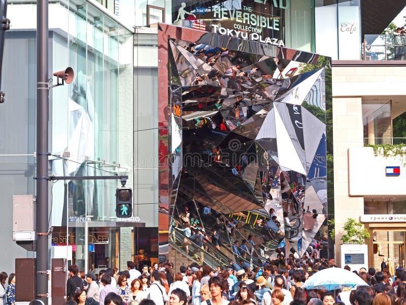 Download Harajuku, Japan editorial stock image. Image of crowded - 27509884