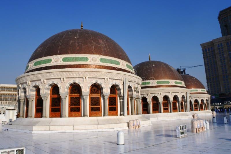 Haram-Moschee lizenzfreie stockbilder