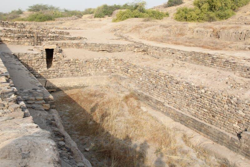 Harappa cywilizacja obrazy stock