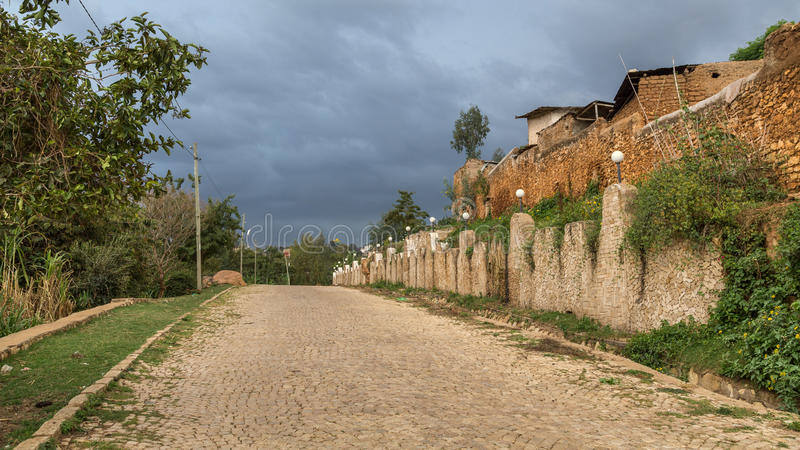 Harar Jugol. The walls of the fortified historic city Jugol, which was included in the World Heritage List for its cultural heritage by UNESCO, and considered as stock images
