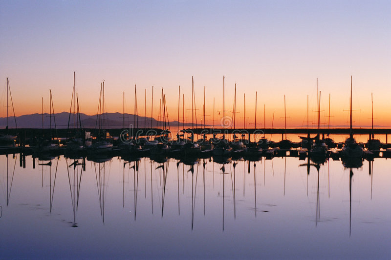 Download Harbor stock image. Image of boat, lake, great, reflection - 159139
