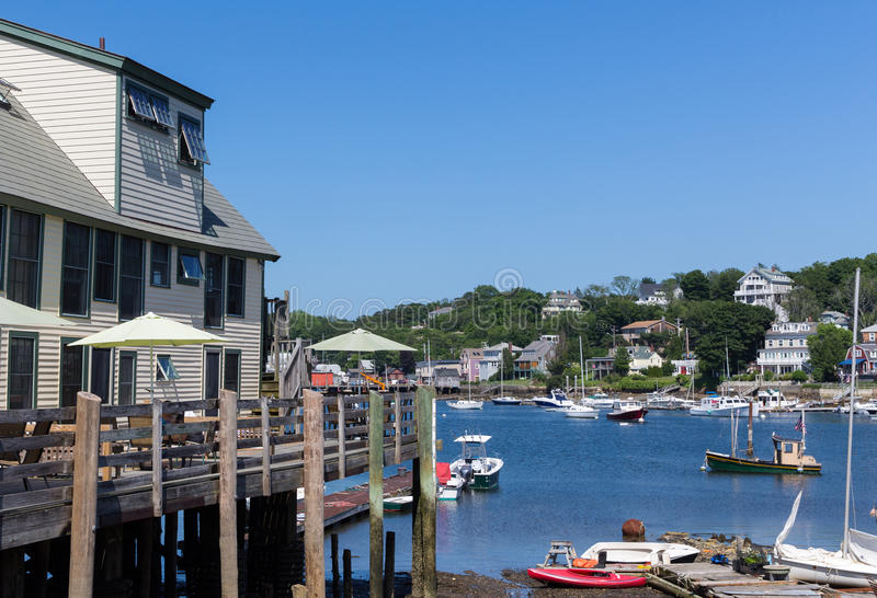 Download Harbor Community stock image. Image of attraction, pier - 33136893