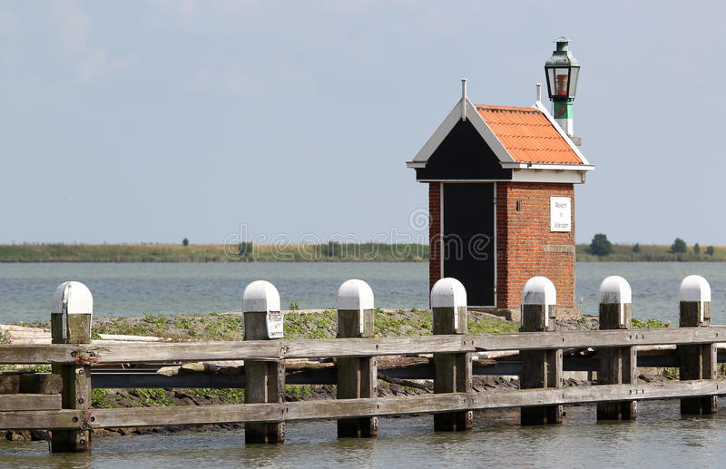 Download Harbor light stock image. Image of building, direction - 15392747