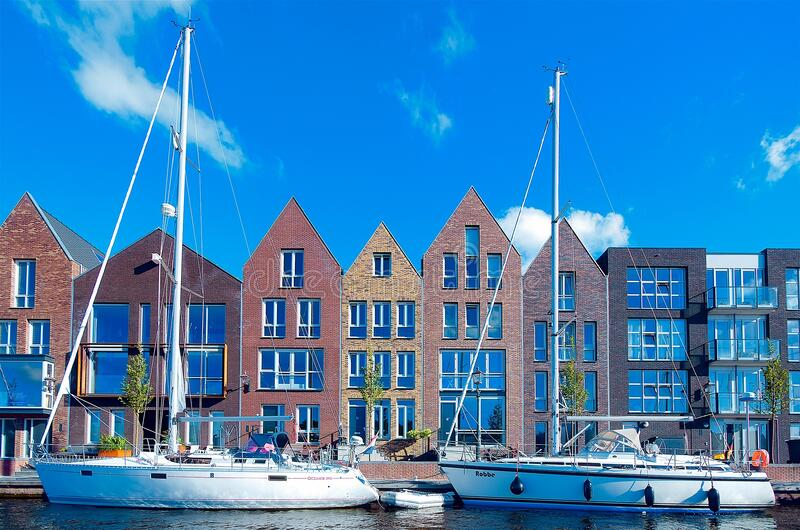 Harborside Houses Dominio Pubblico Gratuito Cc0 Immagine