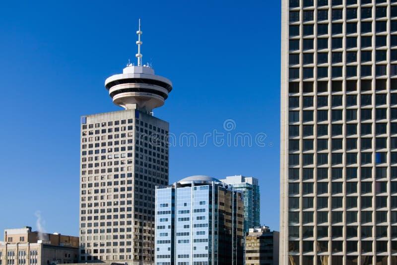 Harbour Centre stock photo