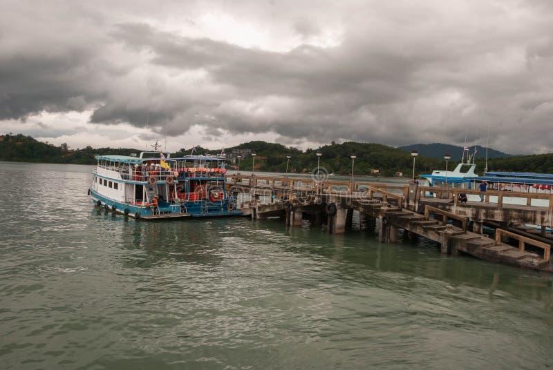Harbour View foto de archivo libre de regalías