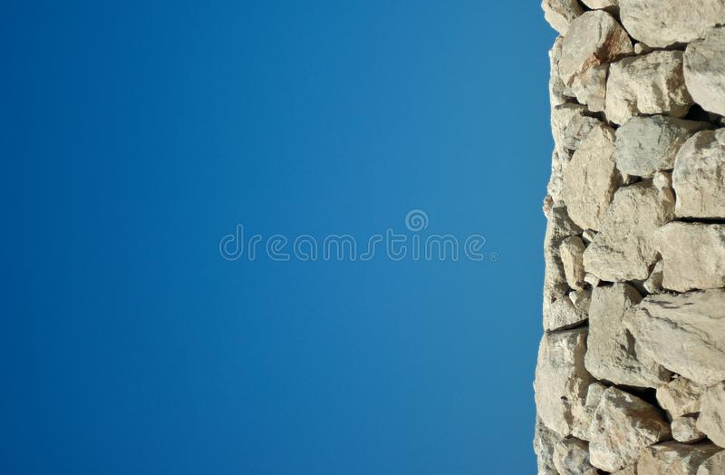Harbour Wall Background Free Stock Images