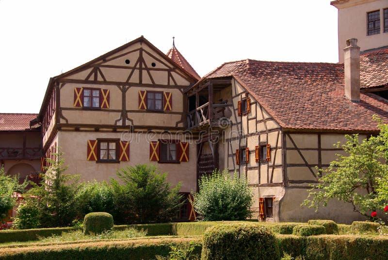 Harburg foto de stock