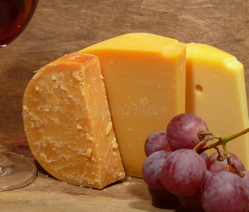 Download Hard-cheese stock image. Image of gouda, close, bread - 12070615