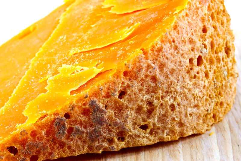Download Dutch cheese stock image. Image of wedge, up, yellow - 28832425