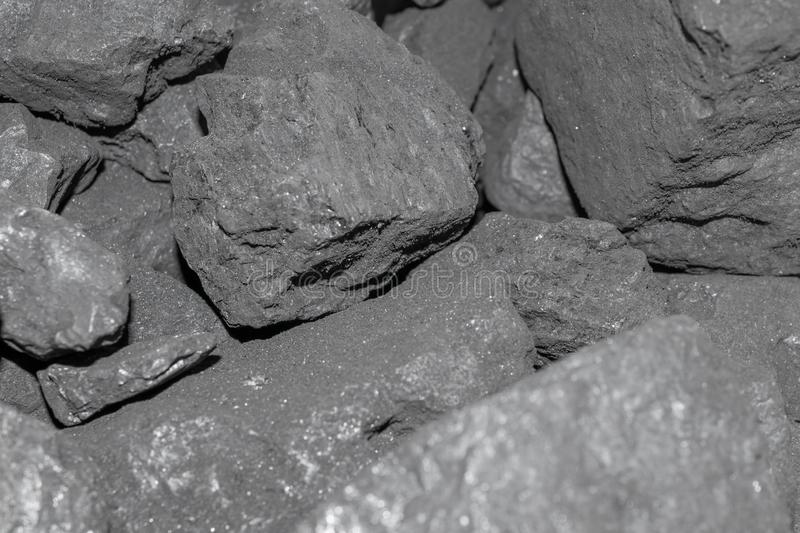 Hard coal texture or background royalty free stock photo