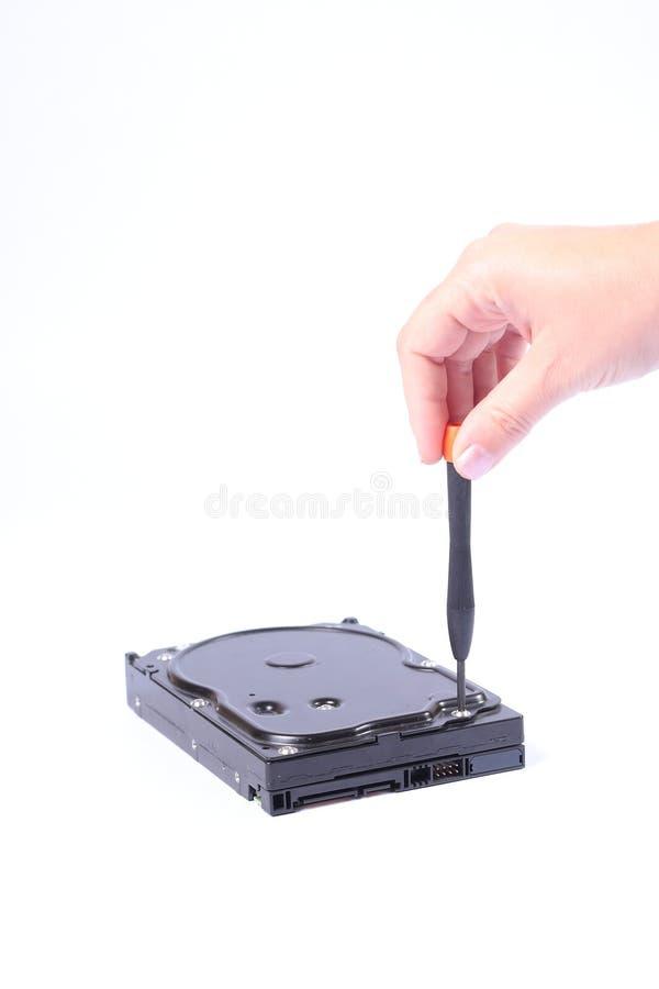 Download Hard disk stock image. Image of hardware, harddisk, glossy - 25851649