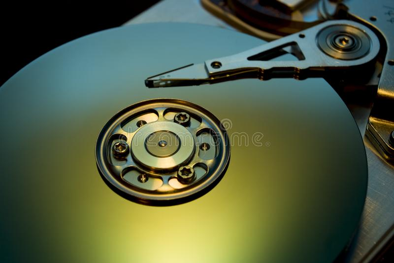 Download Hard disk stock image. Image of electronics, disk, write - 4990927