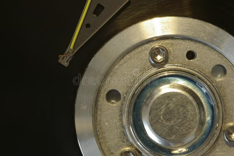 Download Hard Disk stock image. Image of chip, macro, electrical - 605117