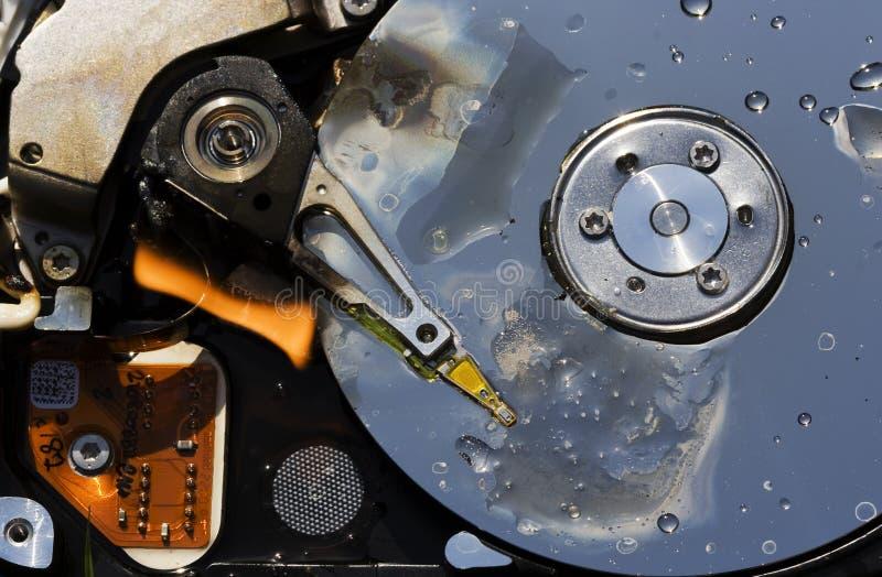 Hard disk stock photos